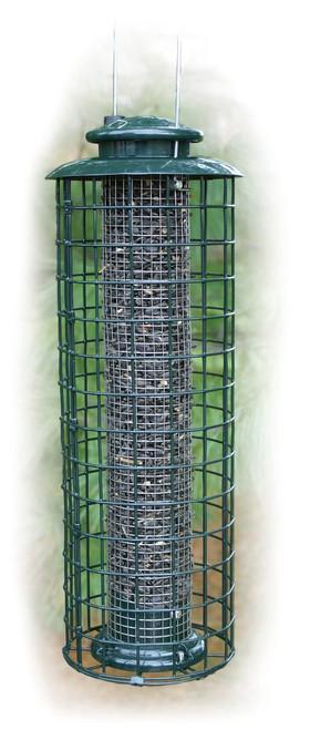 Woodlink Caged Screen Sunflower Tube Feeder