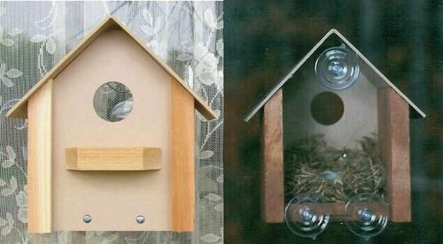 Songbird Essentials Window House