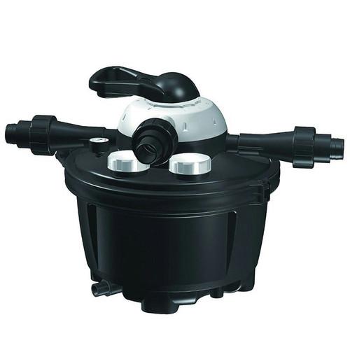 Pondmaster ClearGuard Pressure Pressurized Filter 9 Watt UV 2.7 2700gal 05615 (SU05615)