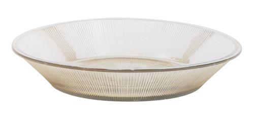 Achla Basket Weave Glass Dish  BB-11A