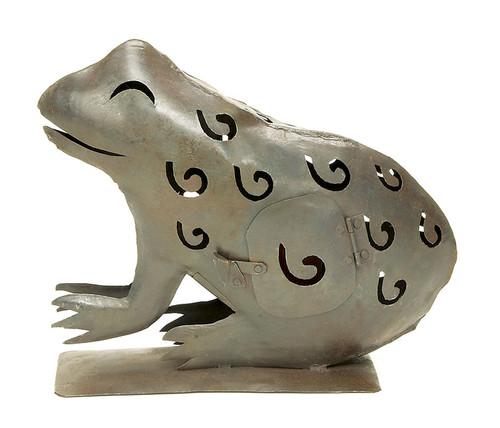 Achla Frog Lantern Tealight Candle Burner FL-01