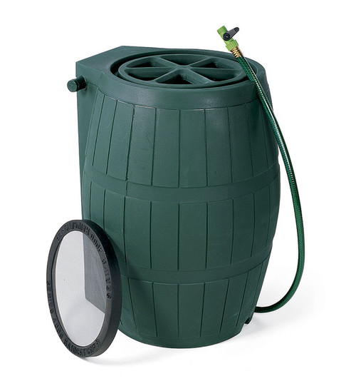 Achla Green Rain Barrel - 54 Gallon  RB-01
