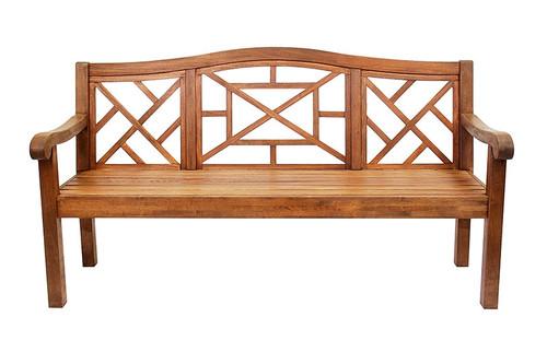 Achla Carlton Bench   OFB-19N