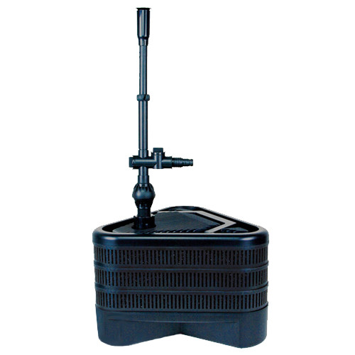 Lifeguard Pentair All in One TRIPLE Pond Filter System with 13 Watt UV R4402003
