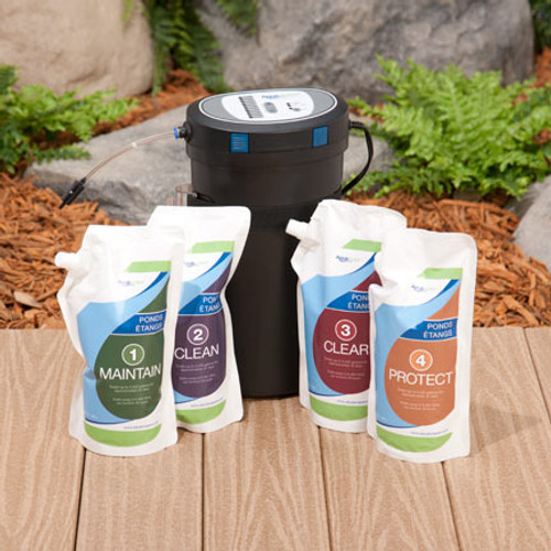 Aquascape Automatic Dosing System For Koi Pond,Pondless Waterfalls And Fountains Aquascape 96030