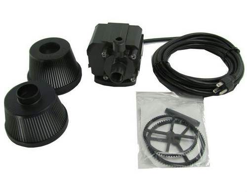 Supreme Pondmaster 02512 PM-2 Mag Drive Pond Pump 250gph with 10 Foot Cord