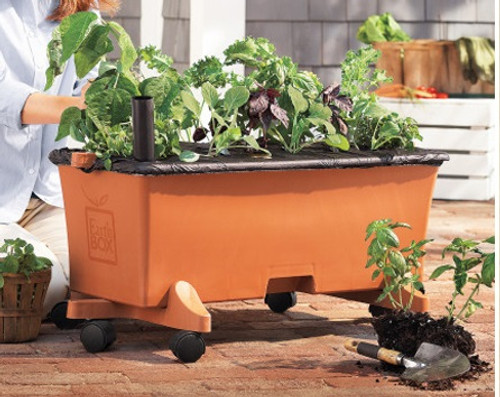 EarthBox® Container Gardening System  In Terracotta Color 80205