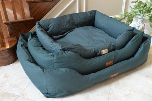 Armarket Dog Bed Laurel Green D01FML-X
