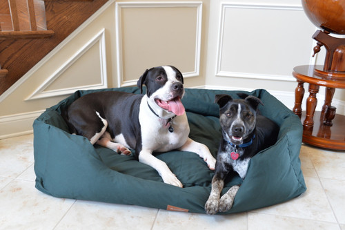 Armarket Dog Bed Laurel Green D01FML-X