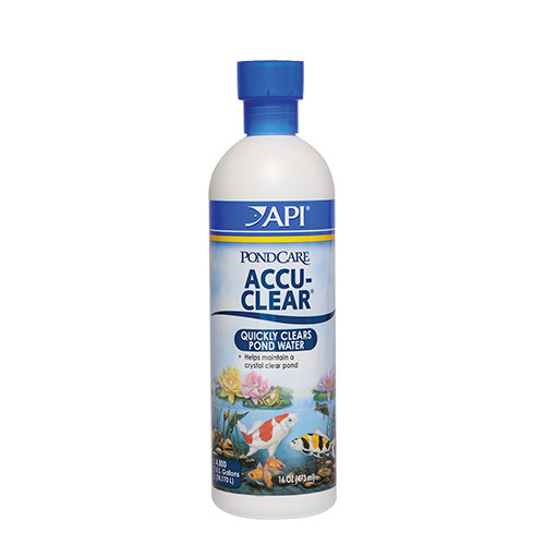 API Pond Care AccuClear 16 oz. Pond Water Clarifier 142 B