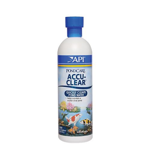 API Pond Care AccuClear 16 oz. Pond Water Clarifier 142 B
