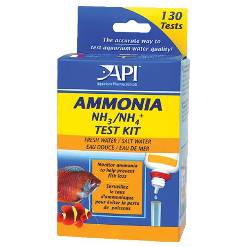 API Pond Care Amonia Test Kit API 8600 130 Tests