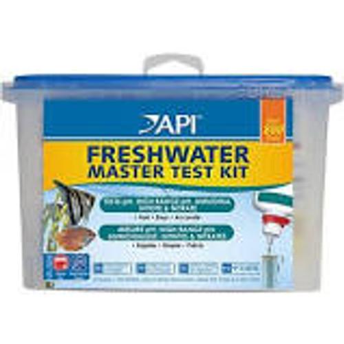 API Pond Care Pond FreshWater Master Test Kit API 34