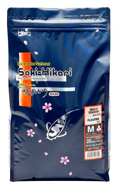 Saki Hikari Multi Season  Koi Food 4.4 lbs. 42634