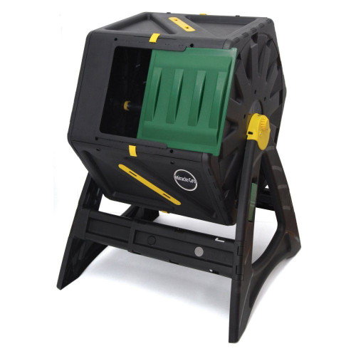 Miracle Gro 28 Gallon Dual Tumbling Composter C1105MG