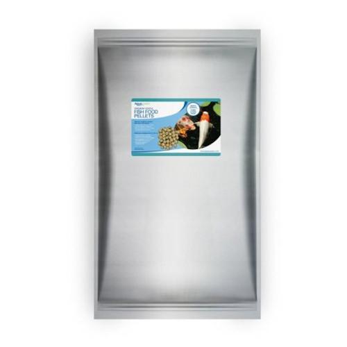 Aquascape Premium Staple Fish Food Pellets Large Pellet 22 lbs. 81007
