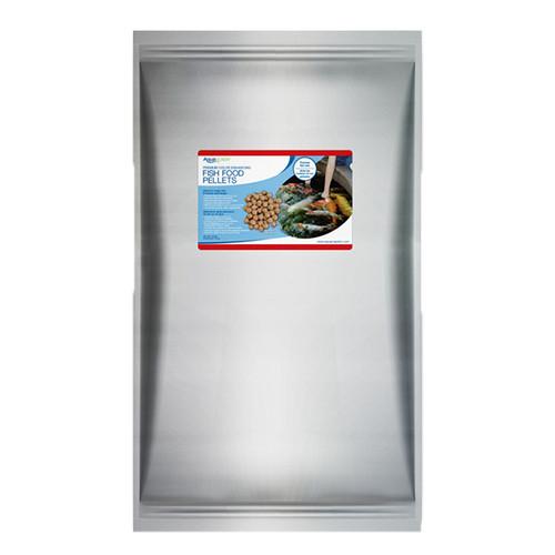 Aquascape Premium Color Enhancing Koi Fish Food Large Pellets 22 lbs 81005