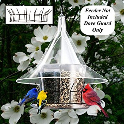 Dove Guard For Arundale Mandarin Sky Cafe Squirrel Proof Bird Feeder AR366