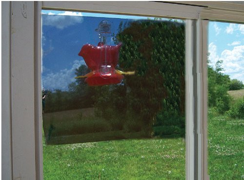 Bird Watching 2 Way Window Mirror 20 x 12 inch (SE8000)