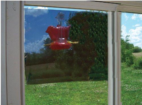Bird Watching 2 Way Window Mirror 20 x 12 inch (SE8000)
