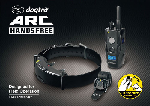 Dogtra ARC HANDSFREE 3/4 Mile Remote Dog Trainer Waterproof Rechargeable