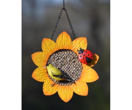 Gift Essentials Sunflower Mesh Birdfeeder GEF1001
