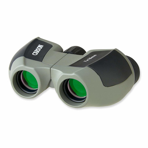 Carson Optical MiniScout Compact Binoculars 7 x 18mm CARSONJD718