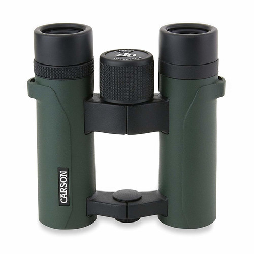 Carson Optical RD Series 8x26mm Compact Open-Bridge Waterproof Binoculars CARSONRD826