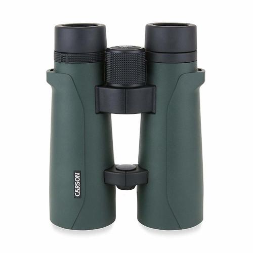 Carson Optical  RD Series 10x50mm Full-Sized Open-Bridge Waterproof Binoculars CARSONRD050