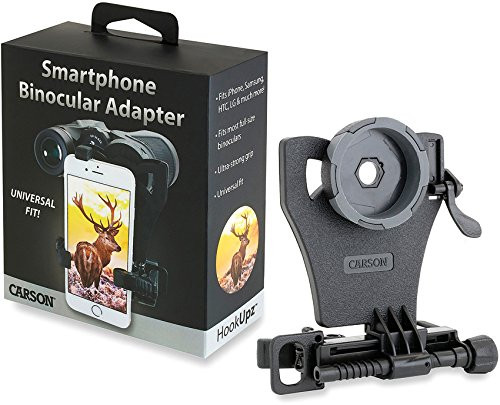 Carson Optical Universal Smartphone Digiscoping Adapter CARSONIB700