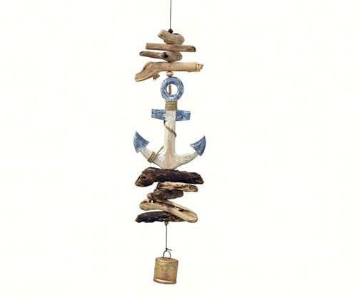 Cohasset Gifts Anchor Bell Chime CH544
