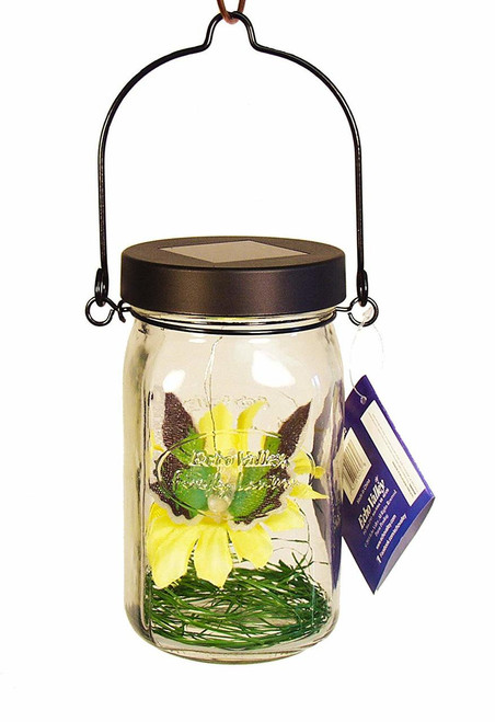 Echo Valley Butterfly Solar Lantern EV4572