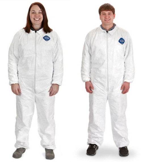 Little Giants  Beekeeping Tyvek Coverall Size Large LGTYSUIT