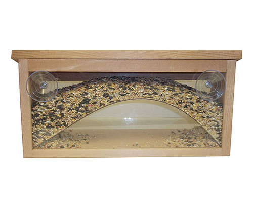 Heath Deluxe Windowsill Bird Feeder HEATH 78630