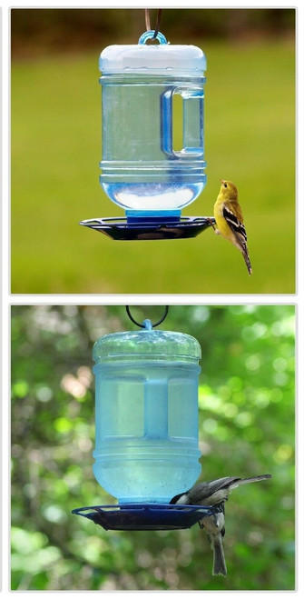 Perky Pet Water Cooler Bird Waterer 780 Perky Pet Water Cooler Bird Waterer 780 Attract More Birds with Fresh Water (PP780)