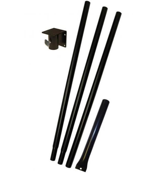 Nature House Best Bluebird House Pole Kit With Ground Socket FP5SSB