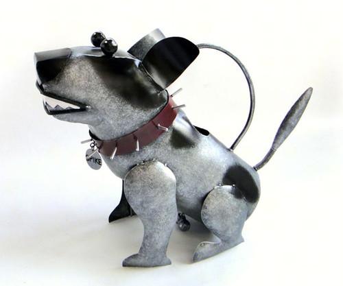 Gift Essentials GEBLUEG455 Spike Dog Watering Can