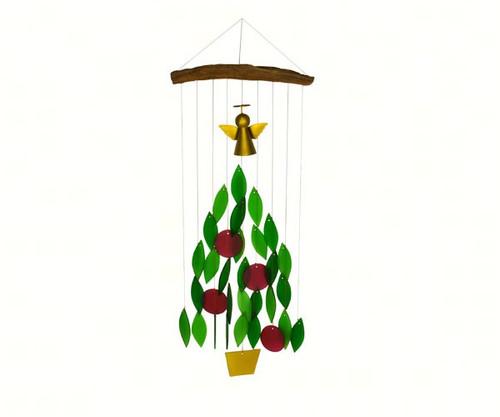 Gift Essentials Angel Christmas Wind Chime GEBLUEG519