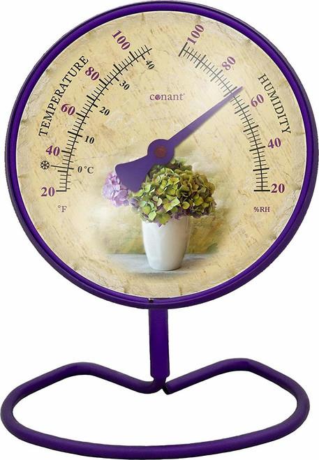 Weems & Plath Conant Convertible Small 4 inch Dial Hydrangea Comfortmeter CCBCOMFHYDRA