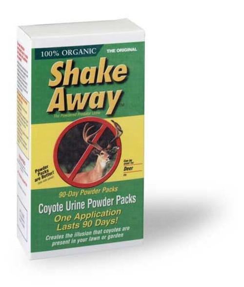 Shake Away 90 Day Powder Pak Deer Repellent SHAKE9003008