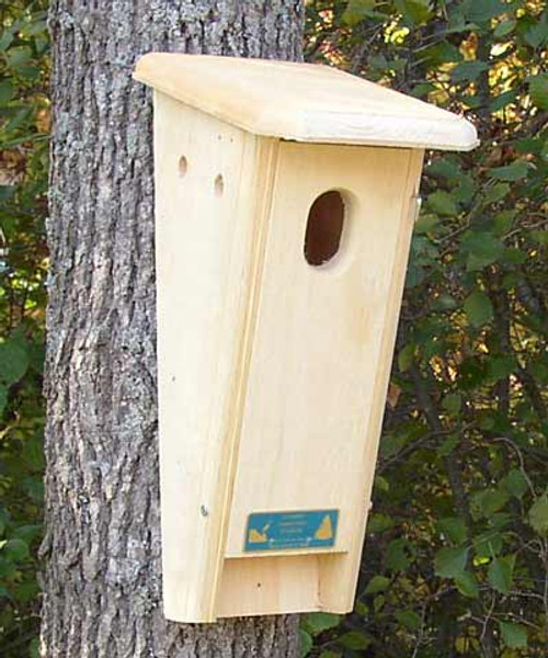 Coveside Conservation Peterson's Slant-Front Bluebird House COV-10055