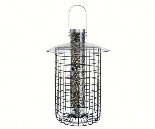Droll Yankees, Inc. B7 Domed Cage Squirrel Resistant Bird Feeder DYB7DC