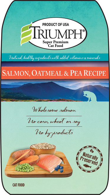 SALMON/OAT/PEAS