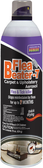 Bonide Products Inc     P - Flea Beater 7 Carpet And Upholstery Aerosol