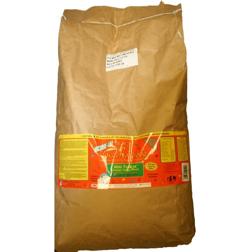 Microbe-Lift Mini Pellet Koi & Goldfish Food 40 lbs MLLMPBAG