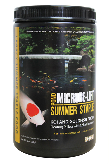 Microbe-Lift Summer Staple w/ Montmorillonite Clay 1 lb 12 oz