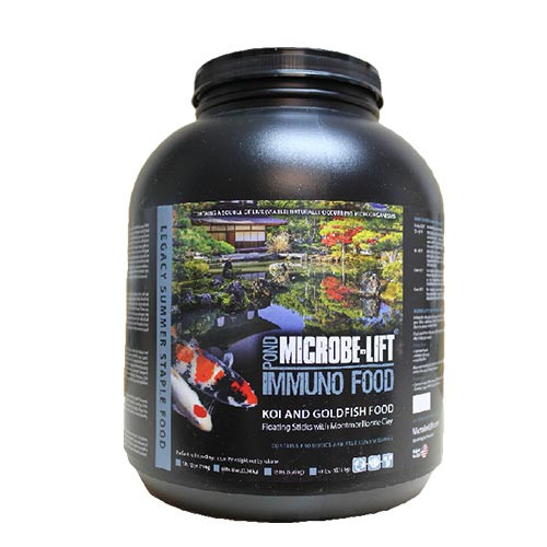 Microbe-Lift Summer Staple w/ Montmorillonite Clay 4 lbs 8oz MLLILG