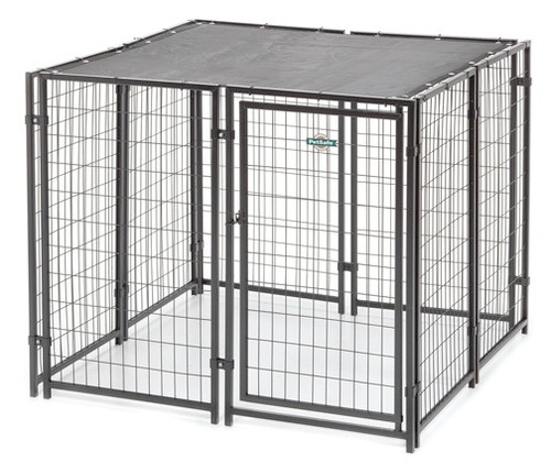 PetSafe FenceMaster Cottageview 5 ft. x 5 ft. x 4 ft. Boxed Dog Kennel HBK11-11799