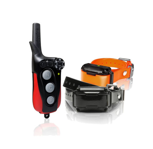 Dogtra iQ Plus 2 Dog Remote Waterproof Dog Trainer Dogs 10 - 40lbs.