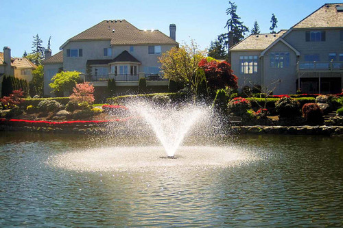 Scott Aerator DA - 20 Display Pond Aerator Fountain 3 HP 230V With 100 ft. Power Cord 14029  Additional cord lengths available 125', 150', 175', 200' & 250'.